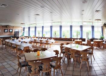 Restaurant Sportpark: Der Gastraum