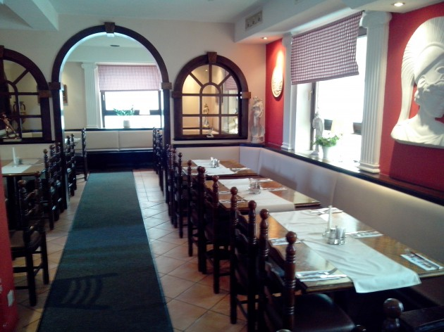 Restaurant Delphi - Aalen: Unser Restaurat