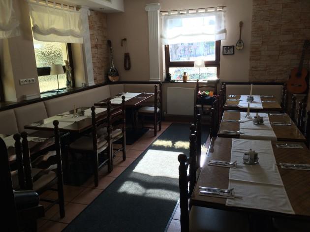Restaurant Delphi - Aalen: Unser Nebenraum