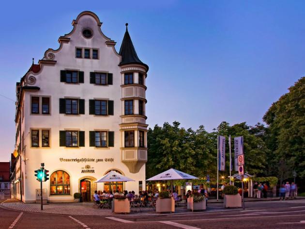 """Brauereigaststätte Zum Stift - Gasthof Restaurant: Herzlich Willkommen """"Zum Stift""""!"""