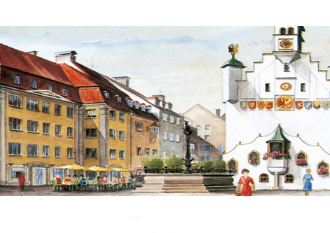 Rat's Cafe: Willkommen im Ratscafé Kempten