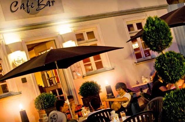 Cafe Bar - am Marktplatz: Die Cafe Bar — am Marktplatz in Böblingen. Herzlich Willkommen.