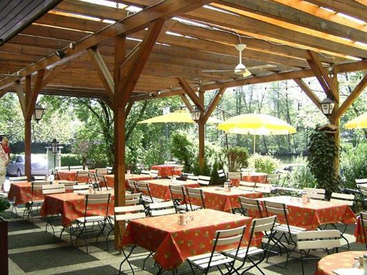 Gaststätte Goldbachsee: Willkommen in der Gaststätte Goldbachsee