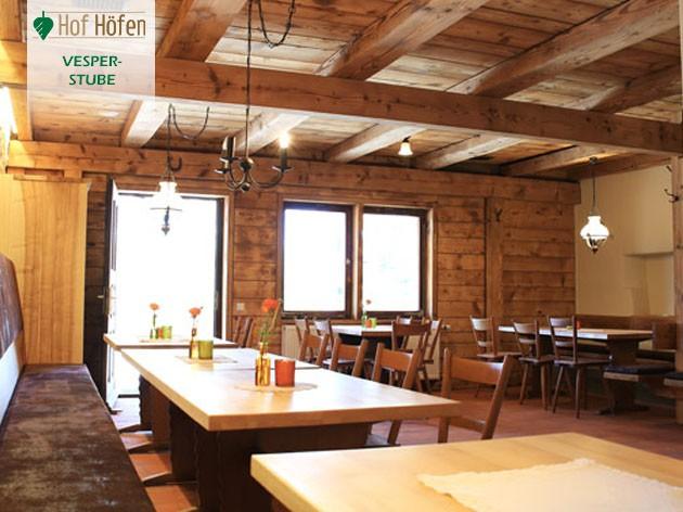 Hof Höfen: Hof Höfen – eines der schönsten Ausflugsziele in der Region