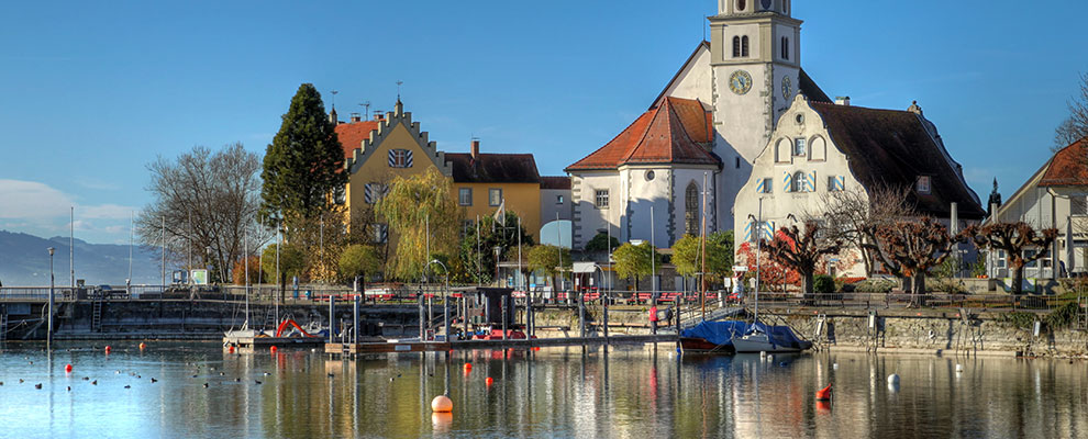 Restaurants in Wasserburg am Bodensee