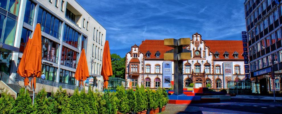 Restaurants in Mülheim