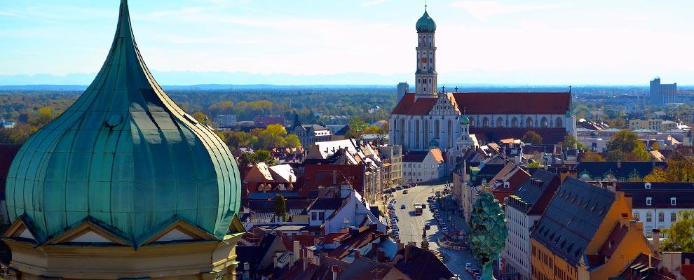 Mittagstisch und Lunch-Angebote in Augsburg Pfersee · KW37
