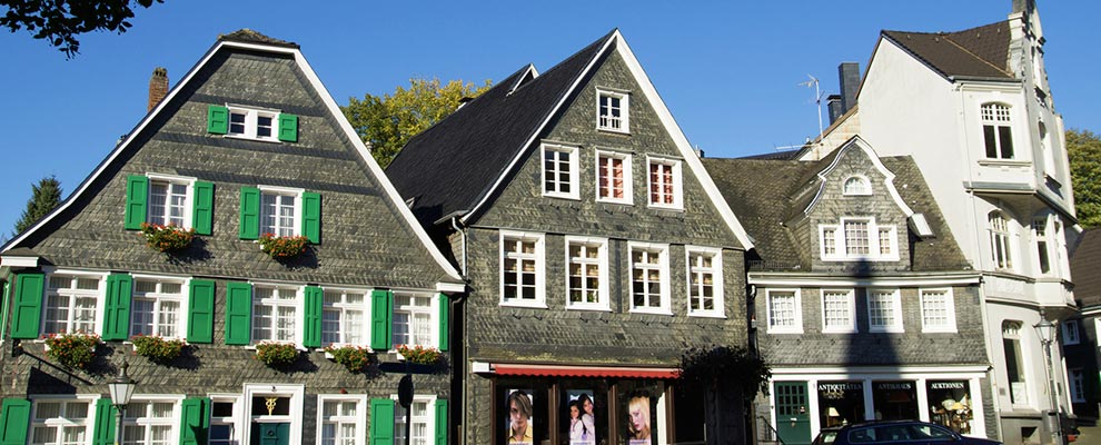 Restaurants in Solingen