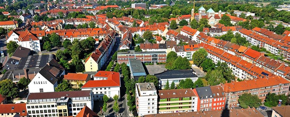 Restaurants in Hildesheim