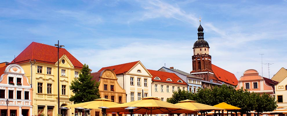 Restaurants in Cottbus