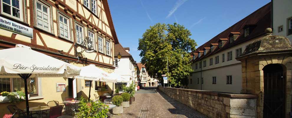 Stadtbild Bad Mergentheim