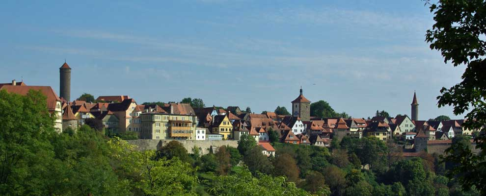 Hotel Pension Rothenburg Ob Der Tauber