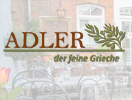 Adler - der feine Grieche in 70806 Kornwestheim: