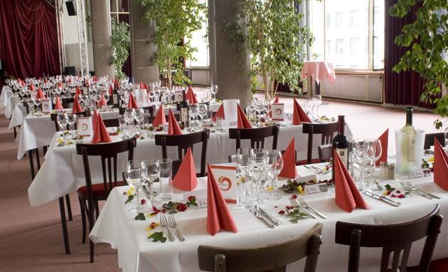 Cirkularium Theatergastronomie und Catering GmbH: Foyer