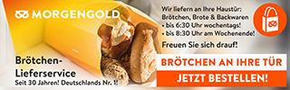Brötchen-Lieferservice in Stuttgart