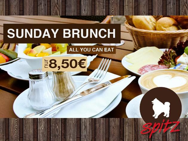 Café Spitz: Im Café Spitz können Sie gemütlich frühstücken