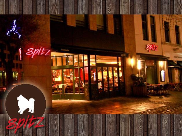 Café Spitz: Herzlich Willkommen im Café Spitz