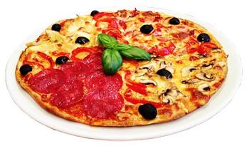 Cosmo´s Pizzeria: PIZZA