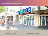 Restaurant Planet Oriental Köln, 50672 Köln