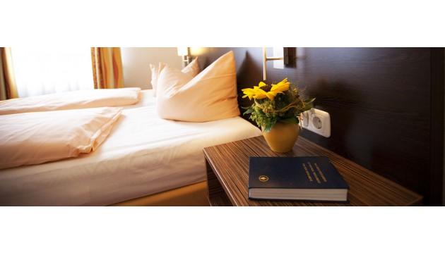 Drexel's Parkhotel & Ristorante IL GUSTO: Unsere Zimmer, ganz nach Ihren Bedürfnissen