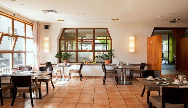 Drexel's Parkhotel & Ristorante IL GUSTO: Hier können Sie unser reichhaltiges und gesundes Frühstück genießen