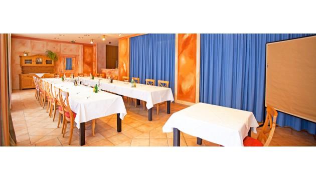 Drexel's Parkhotel & Ristorante IL GUSTO: Einer unserer Tagungsräume als Beispiel