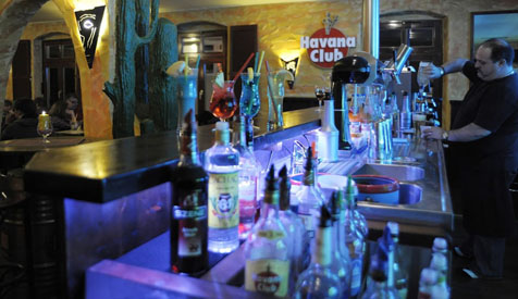 el Poco Loco - Cantina Mexicana Bar: An unserer Bar gibts leckere Cocktails