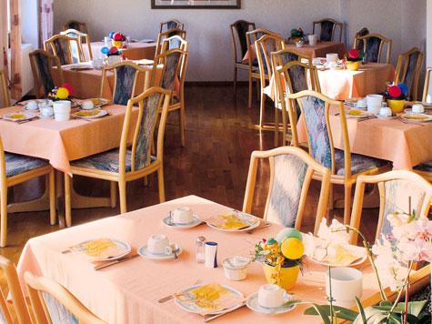 """Landhotel und Landgaststätte  """"Zur Pfanne"""": Mit einem gesunden Frühstück kann der Tag beginnen"""
