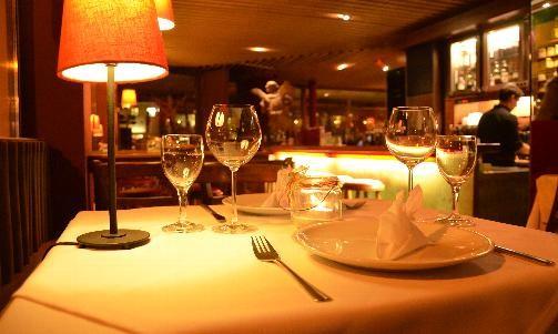 Palladio Ettlingen: Tischleid deck dich....