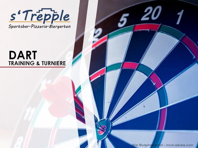 s'Trepple Sportbar: Dart
