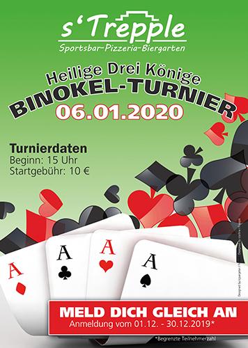Binokel-Turnier