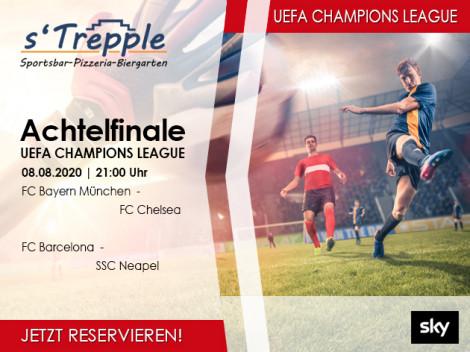 FUSSBALL | UEFA CHAMPIONS LEAGUE