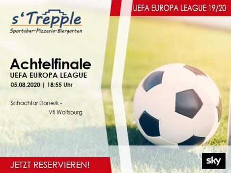 FUSSBALL | UEFA EUROPA LEAGUE