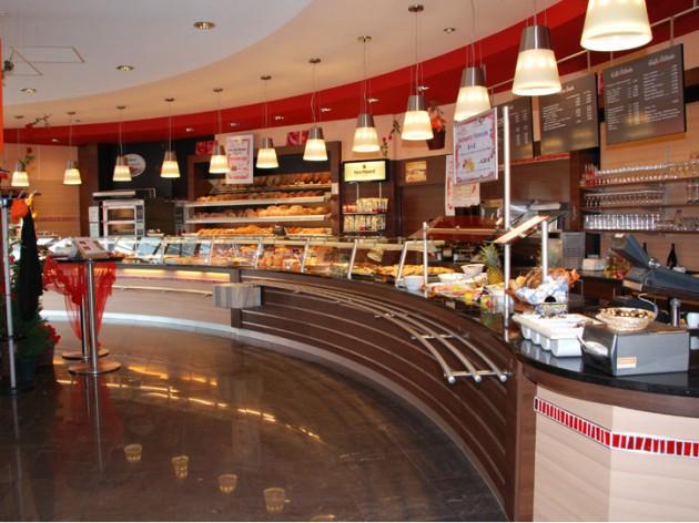 Bäckerei & Konditorei Raisch: Herzlich Willkommen