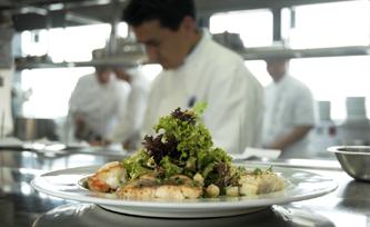 Restaurant Kohlibri                            €€€: Genuß über den Dächern Aachens