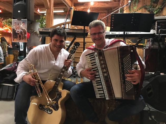 Landgasthof Löhner: Löhner´s Biergartenkirchweih mit der Tanz & Partyband