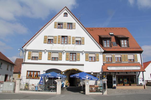 Landgasthof Löhner: Herzlich willkommen im Landgasthof Löhner.