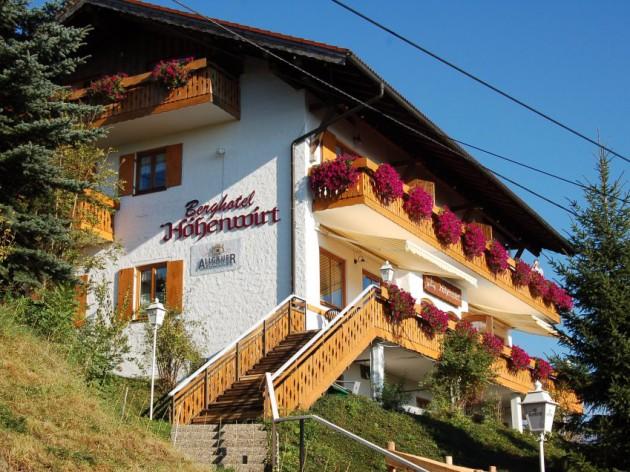Berghotel-Restaurant Höhenwirt: Spezialitäten herzlich serviert im Restaurant Höhenwirt