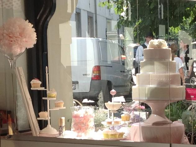 Cuperella Café in GALERIA KAUFHOF: süßer Ausblick