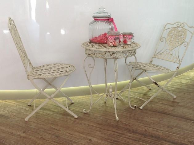 Cuperella Café in GALERIA KAUFHOF: Gemütlichkeit