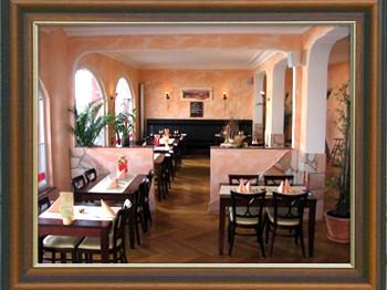 """Pizzeria """"Toscana"""": Unser schöner Innenraum"""