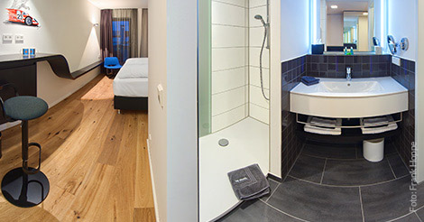V6 - Design-Doppelzimmer