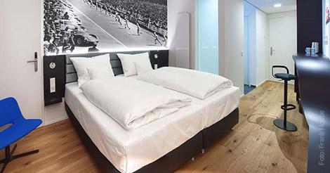 V6 - Design Doppelzimmer