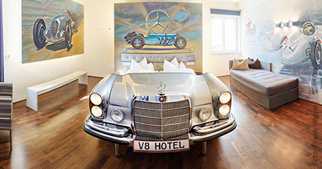 V12 - Die Mercedes Suite