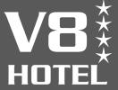 V8 HOTEL MOTORWORLD Region Stuttgart in 71034 Böblingen: