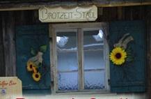Brotzeit Stadel: Brotzeitstadel im Frischemarkt-Reichel