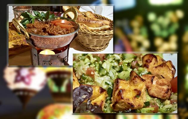 Restaurant Pistazie: Herzlich Willkommen bei der Pistazie