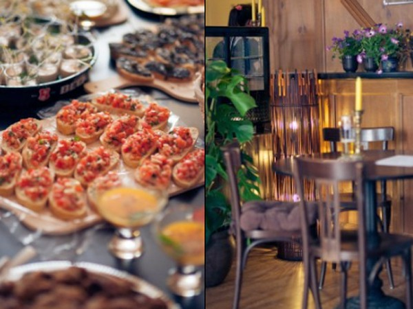 Icke´s Restaurant und Wohnzimmer: Genuss auf Icke´s Art