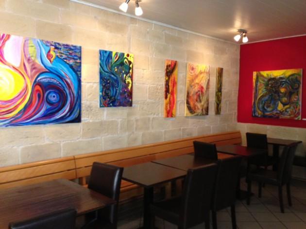 Cafe de Ville: