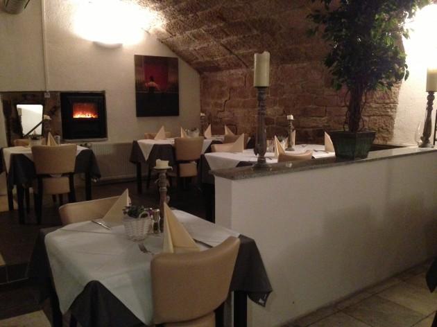 Bei Domenico | Ristorante & Pizzeria: Gewölbekeller